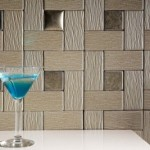 Faux Leather Tiles For Amazing Wall