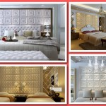 Faux Leather Tiles Walls Both Commercial And Residential