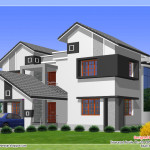 Feet Diffrent Type House Designs Kerala Design