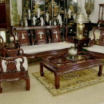 Feng Shui House Design Wooden Chairs