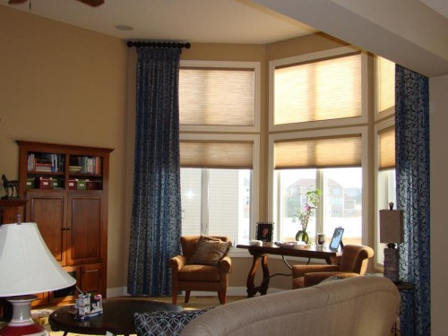 Find Best Picture Window Curtains Ideas