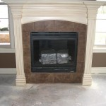 Fireplace Designs Stone And Tile