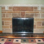 Fireplace Hearth And Entryway Living Room Designs Decorating Ideas