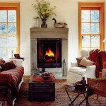 Fireplace Mantel Decorating Ideas Home Design Interior