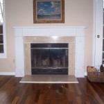 Fireplace Mantel Designs Corner