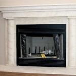 Fireplace Mantels Faux Stone Surround Mantel