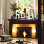 Fireplace Mantle Decorating Ideas Picture Interior Design