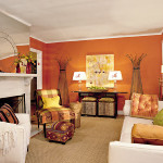 Fireplace Mantle Decorating Your For Autumn