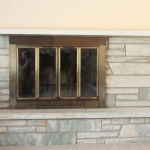 Fireplace Update Was Old And Outdated Rust
