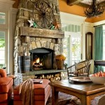 Fireplace Wood Storage For The Home