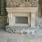 Fireplaces Classic Stone Creations