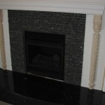 Fireplaces Walls Bars Natural Stone Cladding