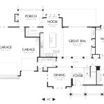 First Floor Plan Image Featured House Pbh