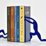 Fish Bowl Bookends Link