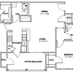 Floor Plan Keller Apartments Find Great