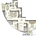 Floor Plan Typical Apartment