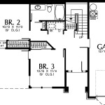Floor Plans Aflfpw Story Shingle Home Bedrooms