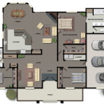 Floor Plans For Modern Homes Home Idea
