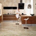 Floor Tile Designs Can Affect Your Kitchen Contemporary