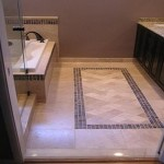 Floor Tile Patterns For Small Bathrooms