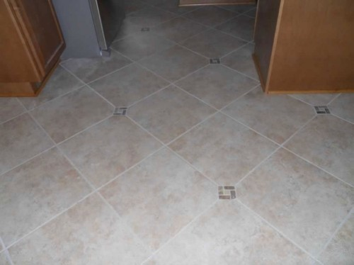 Floor Tile Patterns For Your Kitchen Simple Design