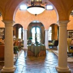 Floor Tile Tuscan Design Pictures Remodel Decor And