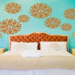 Flower For Walls Decorating Ideas Vinyl