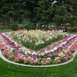 Flowerbed Design And Beautiful Flower Home Gallery