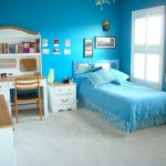 For Bedrooms Blue Paint Colors Small Combined Study