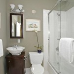 For Small Bathrooms Design Ideas White Color