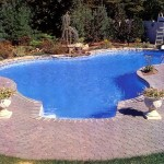 Form Inground Swimming Pools Cool Design Ideas