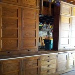 Found These Wonderful Old Cabinets From The Craigslist