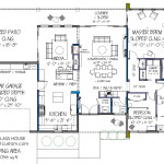 Free Contemporary House Plan Modern The