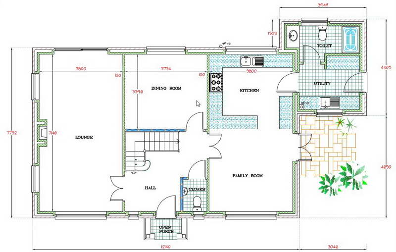 Free Floor Plan Software Room