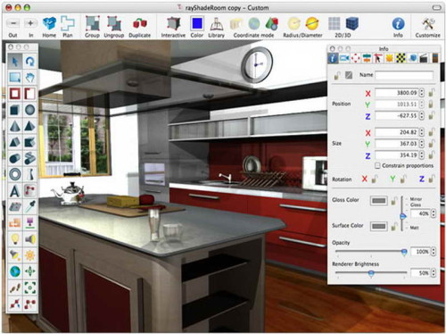 Free Kitchen Design Tool