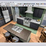 Free Kitchen Design Tool Feature