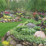 Free Landscaping Ideas Graph Flower Garden Designs