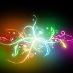 Free Neon Colours And
