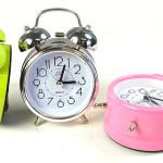 Free Ozstock Day Traditional Twin Bell Alarm Clock