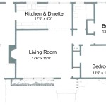 Free Small House Plans For Bedroom Bathroom
