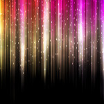 Free Sparkling Curtain The