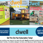 Free Year Subscription Dwell Magazine Sample Deals
