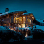 French Alps Mountain Cabin Chalet Cyanella Design News