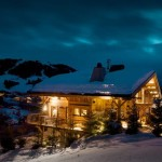 French Alps Mountain Chalet Cyanella Dream Lodge