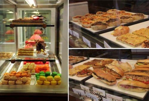 French Bakery Delhi Cafe Patisserie Select City