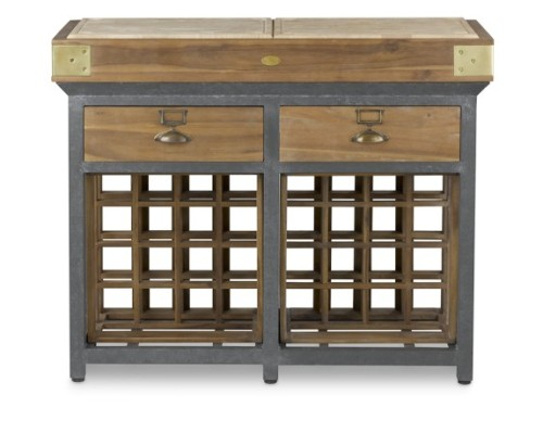 French Chef Kitchen Island Drawers Williams Sonoma