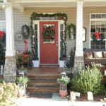 Front Door Holiday Designs Decorating Ideas Hgtv Rate Space