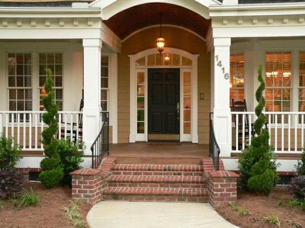 Front Entry Details Beautifying Your