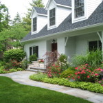 Front House Landscaping Ideas Modern For