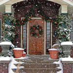 Front Porch Christmas Flickr Sharing